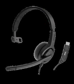 Headsets - VOICE USB28 HD mono NC