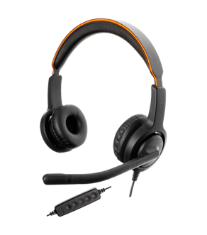Headsets - VOICE UC40 duo NC
