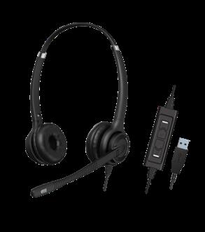 Headsets - ELITE  HDvoice MS duo NC USB