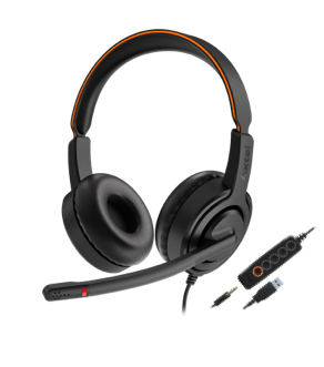 Headsets - Voice UC45 duo NC